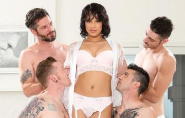 Diamantbanken – Diamantbanken Gangbang (DevilsFilm)