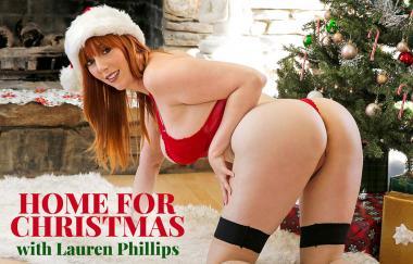Codey Steele, Lauren Phillips – Zuhause für Weihnachten (NFBusty)