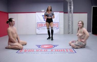 Kaiia Eve, Tony Orlando – Kaiia Eve gegen Tony Orlando (EvolvedFights)